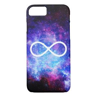 Infinity symbol nebula iPhone 8/7 case