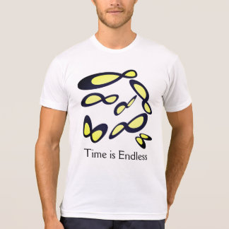 Infinity Symbol -Time Is Endless T-Shirt