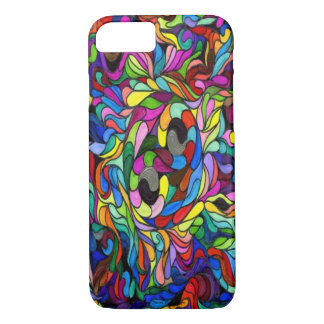Infinity Yin Yang Chaos iPhone 7 Case
