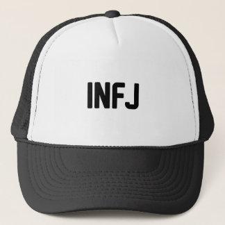 INFJ TRUCKER HAT