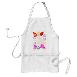 Inflatable Colorful Balloons2 Standard Apron