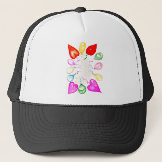 Inflatable Colorful Balloons2 Trucker Hat