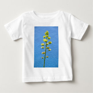 Inflorescence of Agave plant. Baby T-Shirt