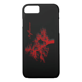 Influence Tree iPhone 7 Case