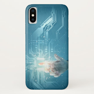 Information Tech iPhone X Case