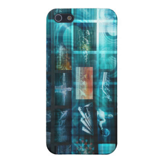Information Technology or IT Infotech as a Art Case For iPhone 5/5S