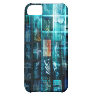 Information Technology or IT Infotech as a Art Case For iPhone 5C