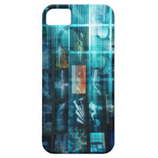 Information Technology or IT Infotech as a Art Case For The iPhone 5