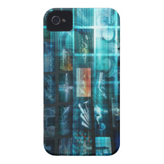 Information Technology or IT Infotech as a Art iPhone 4 Cover