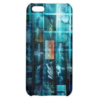 Information Technology or IT Infotech as a Art iPhone 5C Case