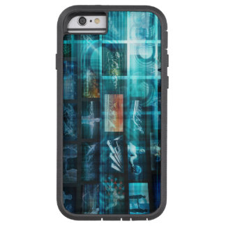Information Technology or IT Infotech as a Art Tough Xtreme iPhone 6 Case