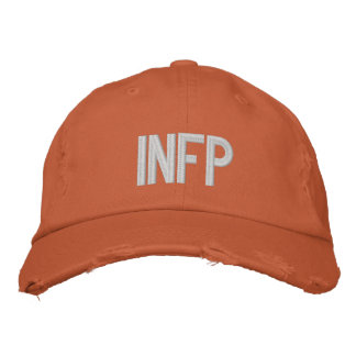INFP EMBROIDERED HAT