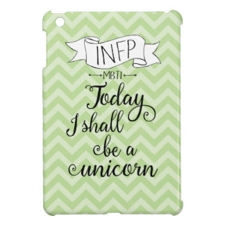 INFP the Dreamer Case For The iPad Mini