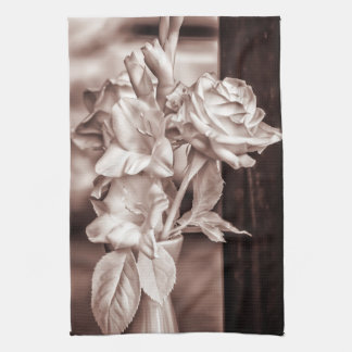 Infrared Bouquet Kitchen Towel