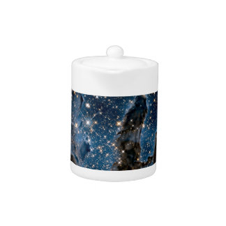 Infrared Eagle Nebula Pillars of Creation