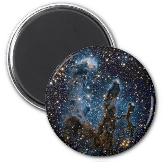 Infrared Eagle Nebula Pillars of Creation Magnet