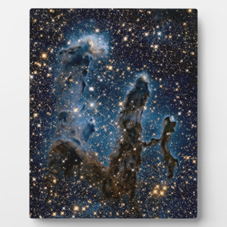 Infrared Eagle Nebula Pillars of Creation Plaque