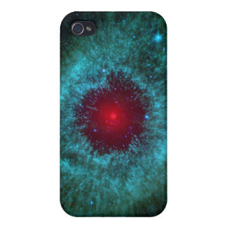 Infrared Image of the Helix Nebula iPhone 4/4S Covers