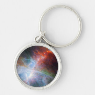 Infrared Light in the Orion Nebula Keychain