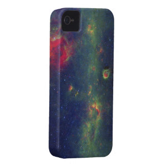Infrared Portrait of the Inner Milky Way Galaxy Case-Mate iPhone 4 Cases