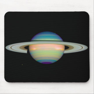 Infrared Saturn Mousepad