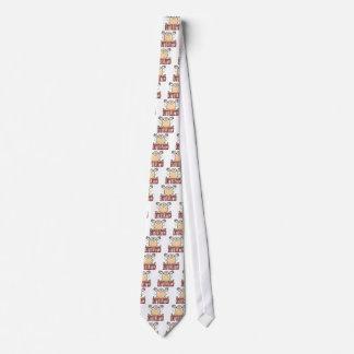 Infuriated Fat Man Tie