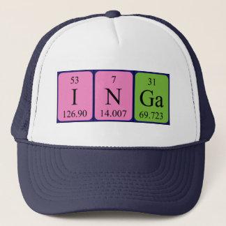 Inga periodic table name hat