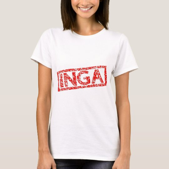 Inga Stamp T-Shirt