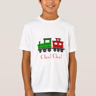 ingénieur de voie de fils de petit-fils de cambuse T-Shirt