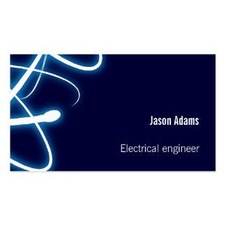 Ingénieur électrique - carte de visite