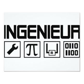 ingenieur icon custom invites
