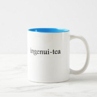 Ingenui-tea Tea Cup
