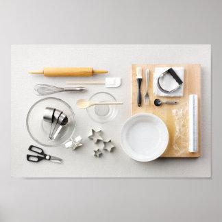 Ingrédients et outils 1