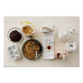 Ingredients & Tools 3 Poster