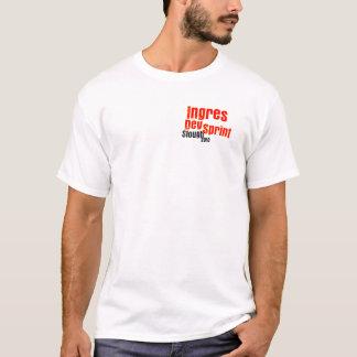 Ingres Dev Sprint 2010 T-Shirt