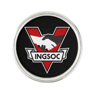 INGSOC 1984 Lapel Pin