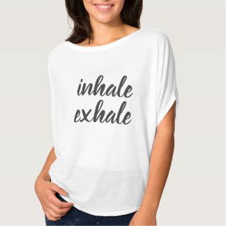 Inhale Exhale Flowy Top