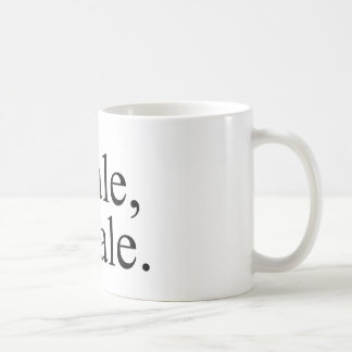 Inhale, exhale. Mug