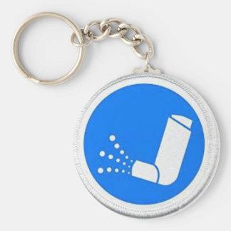 Inhaler Keychain