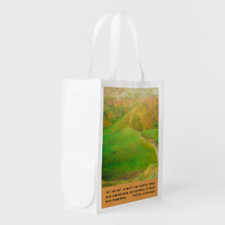 Inherit the earth market tote