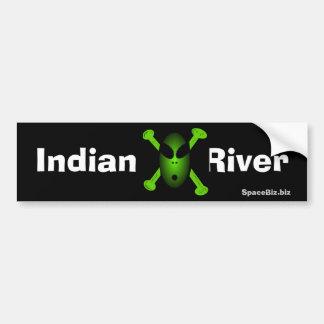 Inian River Bumper Sticker