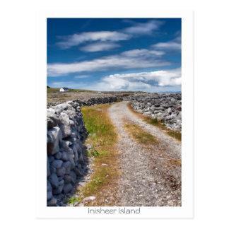 Inisheer Island Postcard