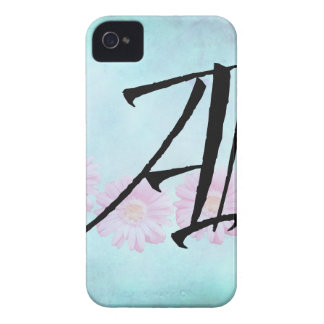 Initial A iPhone 4 Cover
