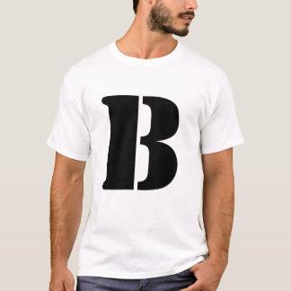 Initial B T-Shirt