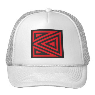 Initial for names starting with K Trucker Hat