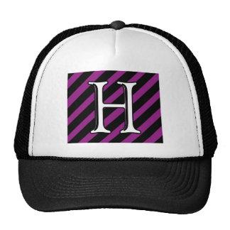Initial H Trucker Hat