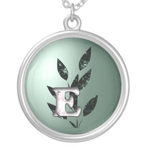 Initials Custom Jewelry