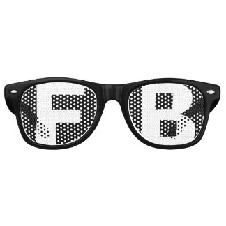 Initials Retro Sunglasses