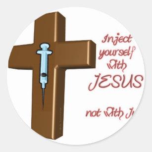 Injection Stickers | Zazzle CA