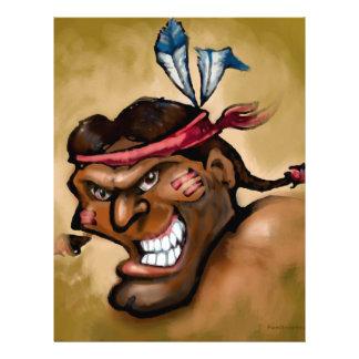Injun Letterhead